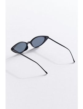 Nova Slim Cat Eye Sunglasses by Urban Outfitters