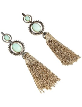 Soul's Flame Tassel Earrings by Samantha Wills