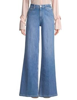 Sutton Wide Leg Jeans by Paige Jeans