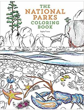 The National Parks Coloring Book by Amazon