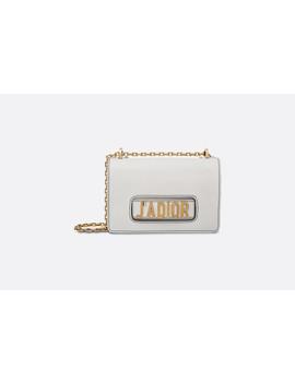 J'adior Calfskin Flap Bag by Dior