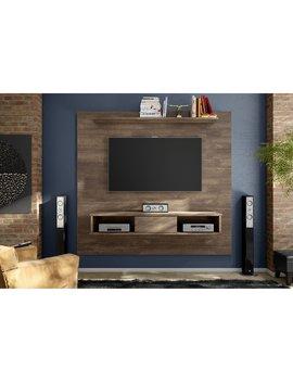Midtown Concept Kansas Mid Century Shelf Tv Board by Hayneedle