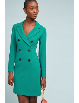 Double Breasted Blazer Dress by Donna Morgan