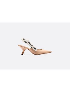 J'adior Patent Calfskin Slingback Shoe by Dior