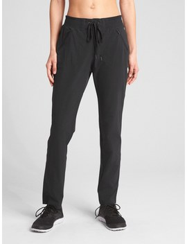 Gap Fit Performance Pants In Trek Ripstop by Gap