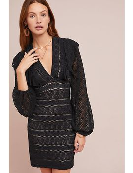 Esparella Lace Mini Dress by Nightcap