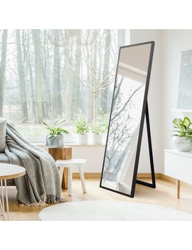 Wrought Studio Haggerty Free Standing Full Length Mirror & Reviews by Wrought Studio