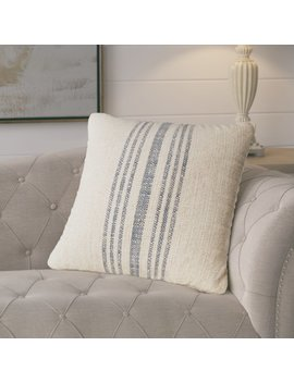 Lark Manor Linen Throw Pillow & Reviews by Lark Manor
