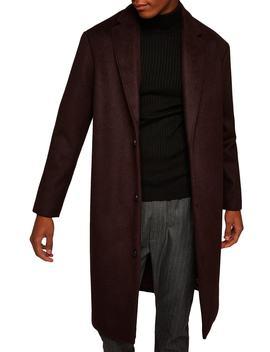 Hayden Oversize Overcoat by Topman