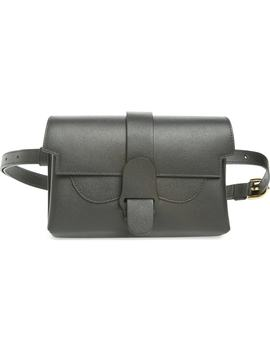Aria Leather Belt Bag by Senreve