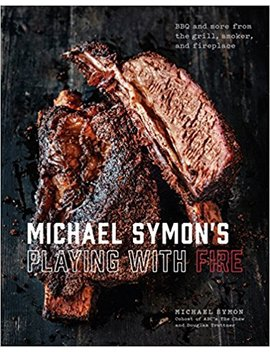 Michael Symon's Playing With Fire: Bbq And More From The Grill, Smoker, And Fireplace by Amazon