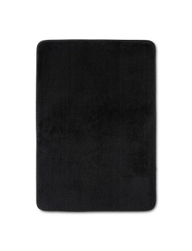 Velveteen Memory Foam Bath Rug   Room Essentials™ by Room Essentials