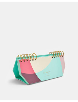 Weekly Planner by Ted Baker