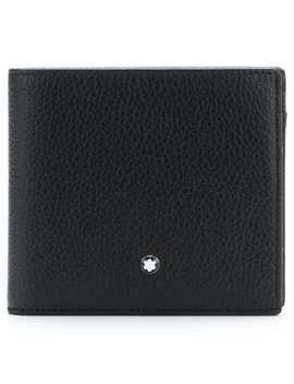 Foldover Logo Wallet by Montblanc