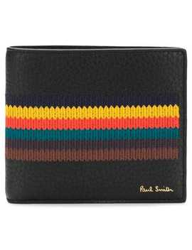 Colour Block Bi Fold Wallet by Paul Smith