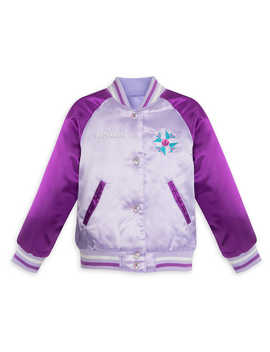 Frozen Varsity Jacket For Girls   Personalizable by Disney
