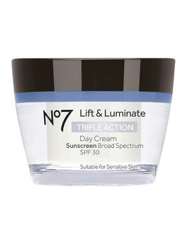 No7 Lift & Luminate Triple Action Day Cream Spf 30   1.69oz by Shop This Collection