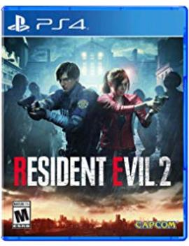 Resident Evil 2   Play Station 4 by By          Capcom