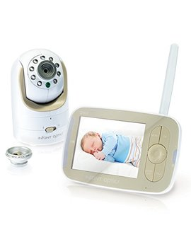 "Infant Optics Dxr 8 Pan/Tilt/Zoom 3.5"" Video Baby Monitor With Interchangeable Optical Lens by Infant Optics"