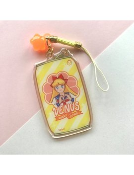 Sailor Venus Acrylic Charm by Etsy
