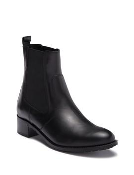 Otilia Leather Mid Chelsea Boot by Aquatalia