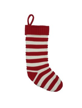 Stripe Knit Christmas Stocking Red   Wondershop™ by Shop This Collection