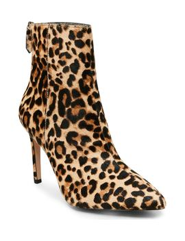 Carey Genuine Calf Hair Bootie by Steve Madden