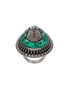 Beetle Ring by Alexander Mc Queen