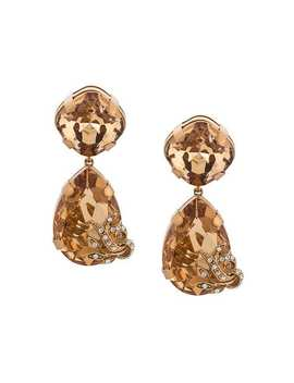 Teardrop Earrings by Dolce & Gabbana