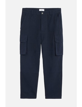 Cargo Trousers by Ami Paris
