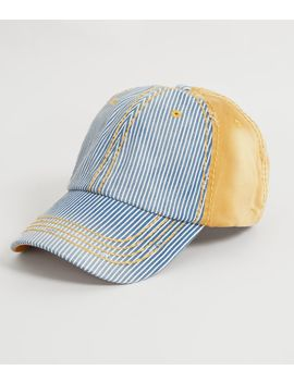 Pinstripe Baseball Hat by Buckle
