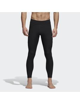 Alphaskin Tech Long Tights by Adidas