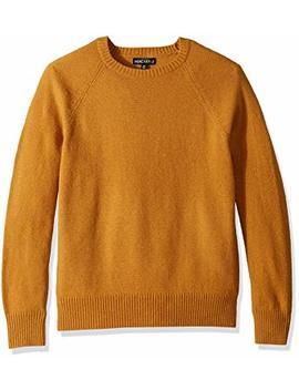 J.Crew Mercantile Men's Lambswool Nylon Crewneck Sweater by J.Crew+Mercantile