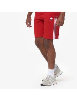 Adidas Originals 3 Stripe Shorts by Foot Locker