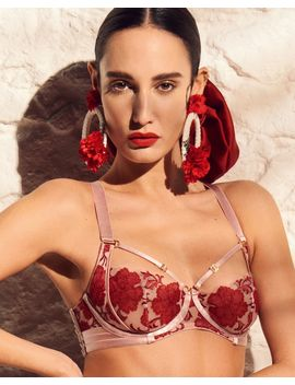 Amaya Balconette Wire Bra by Bordelle Journelle Only Hearts Livy Simone Perele Only Hearts