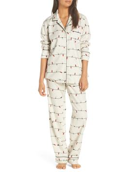 Flannel Pajamas by J.Crew