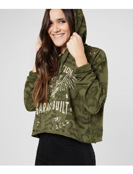 Barn Find Hooded Sweatshirt by Affliction
