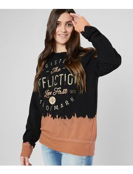 Live Fast Stitch Sweatshirt by Affliction