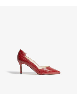 Textured Leather Court Shoes by Fd015 Dd060 Fc001 Sd030 Kd074 Kd157 Kd040 Kd206 Sd068 Gd093 Gd071 Kd106 Gd225 Wd009 Sd052 Pd018 Jd009 Dd008 Kd094 Kd120 Kd046 Dd252