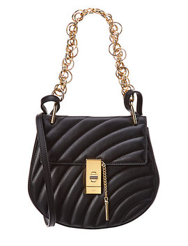 Chloé Drew Medium Bijou Leather Shoulder Bag by Chloe