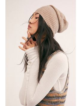 Cascade Cashmere Beanie by Free People