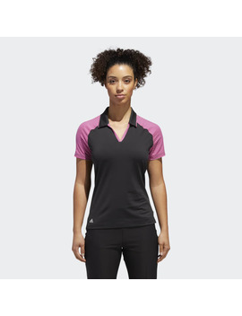 Ultimate365 Stripe Polo Shirt by Adidas