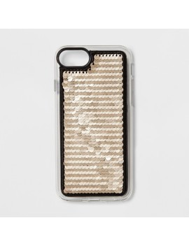 Heyday™ Apple I Phone 8/7/6s/6 Sequin Case by Heyday