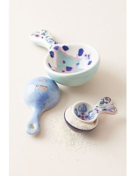 Lilia Measuring Spoons, Set Of 4 by Anthropologie