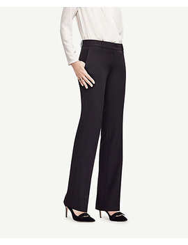 The Tall Trouser In Seasonless Stretch   Curvy Fit by Ann Taylor