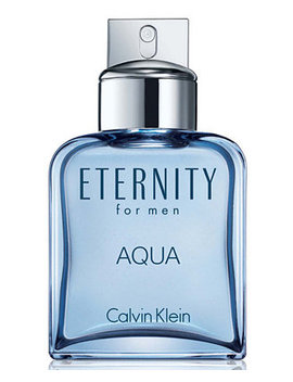Eternity Aqua For Men Eau De Toilette Spray, 3.4 Oz. by Calvin Klein