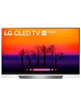 Lg Electronics Oled55 E8 Pua 55 Inch 4 K Ultra Hd Smart Oled Tv (2018 Model) by Lg