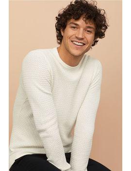 Пуловер от памук Premium by H&M