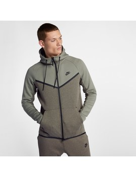 Nike Tech Fleece Colorblocked Windrunner by Nike