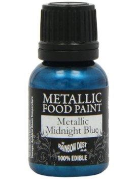 Rainbow Dust Metallic Paint Midnight Blue by Rainbow Dust